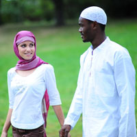 young harris muslim personals Dating as we know it in the west is forbidden under islam observant muslim parents tell their children not to date, but how is a young muslims to find love.