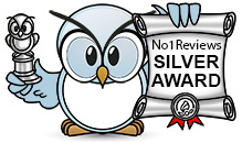 No1Reviews.com's Silver Award