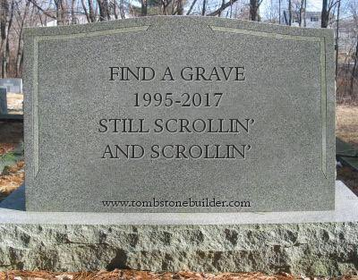 Find A Grave user image
